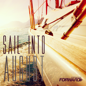 Sail Into August