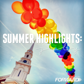 Summer Highlights: July