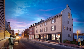 Public hearing on historic Market Streetre-development