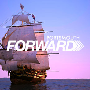 El Galeon Andalucia Sets Sail ForPortsmouth