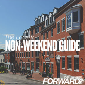 The Local's Non-Weekend Guide toPortsmouth