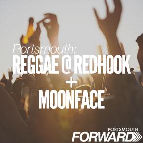 Coming Up: Reggae @ Red Hook Music Festival &Moonface!