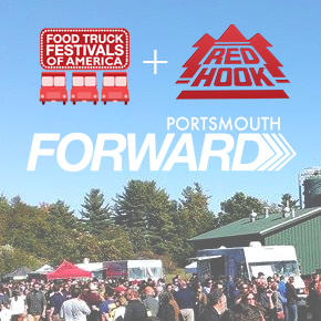 New Hampshire Food Truck Festival @ Redhook Brewery
